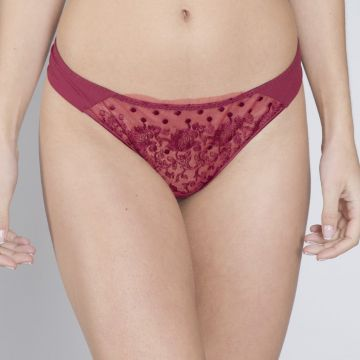 BAISERS DE PARIS TANGA BRIEFS