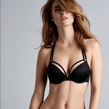 The Art of Love plunge push up bra