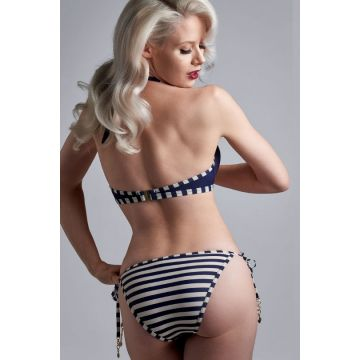 MARINIERE TIE AND BOW BRIEFS BOTTOM