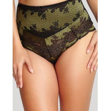 CLARA HIGH WAIST BRIEF