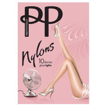 NYLON GLOSS TIGHTS