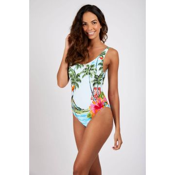 FRESH CARRIBEAN ONE PIECE SWIMSUIT